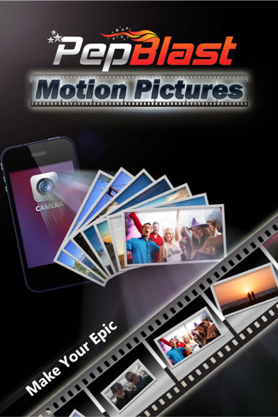 PepBlast Motion Pictures full screenshot